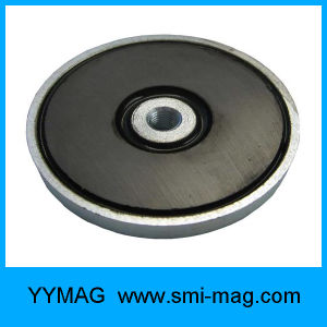 Hot Sale Ferrite Mounting Magnet pictures & photos