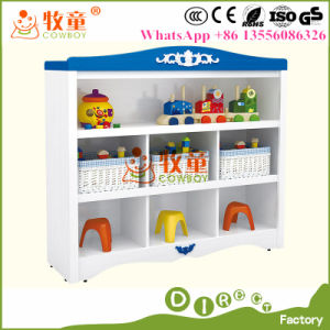 Kids Daycare Toy Storage Shelves Cabinet (WKF-152B) pictures & photos