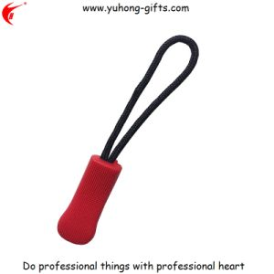 China Color Soft PVC Zipper Puller for Garments (YH-ZP015) pictures & photos