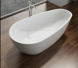 High Quality Composite Stone Freestanding Bathtub (PB1051N) pictures & photos