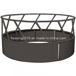 Galvanized Circular Sheep Feeder /Hayrack pictures & photos