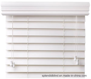 Real Wooden Windows Blinds Home Use Windows Blinds pictures & photos