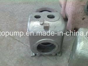 CD4MCU Material Self-Priming Trash Pump pictures & photos