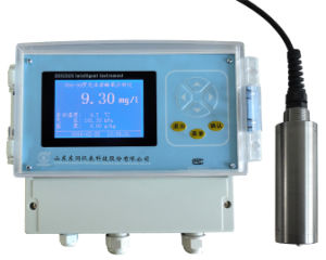Optical Fluorescence Method Dissolved Oxygen Analyzer pictures & photos