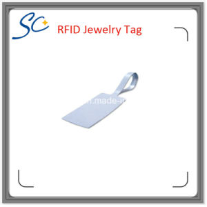 Printable Adhesive 13.56MHz Anti-Theft RFID Jewellery Tag pictures & photos