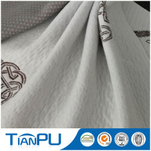 Wholesales Anti Pilling 100% Polyester Knitted Mattress Fabric pictures & photos