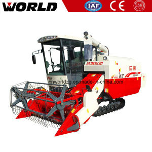 New Axial Flow Threshing World Vs Kubota Rice Soyben Harvester pictures & photos