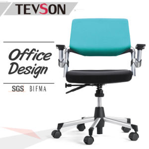 Comfortable Low Back Office Chair Arm Chair for Staff or Teachers pictures & photos