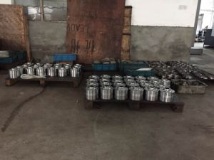 Hydraulic Gear Pump as Replacement Parker Commercial Pgp315, P315 Single Gear Pump pictures & photos