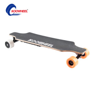 Manufactury Dual in-Wheel Motor Scooter Hoverboard Electric Skateboard pictures & photos