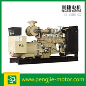 Open Type 120kVA Diesel Generator with Weifang Engine
