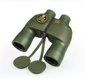 Military Sailling 7X50 Binoculars Travelling Hiking Hunting Tactical Scout Shooting Army Telescope with Compass pictures & photos