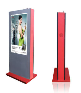 IP65 Design 55-Inch Outdoor LCD Ad Player for Outdoor Advertising Display pictures & photos