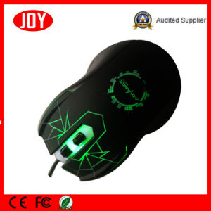 USB Laser LED Wired Computer Mini Optical Mouse pictures & photos