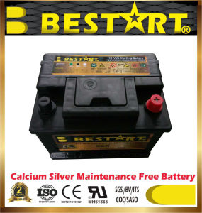 96r Bci CCA 710 SMF Car American Battery pictures & photos