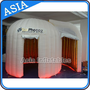 Bubble Inflatable Tent with Rooms Custom Trade Show Portable LED Exhibition Booth pictures & photos