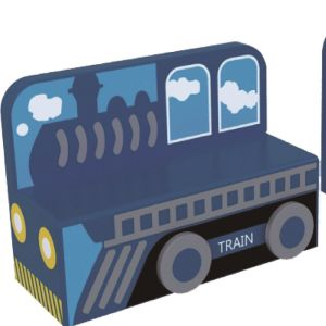 Excellent Quality Train Style Children Furniture pictures & photos