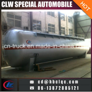 Factory Sales Price 35mt Horizontal LPG Gas Bullet Tank pictures & photos
