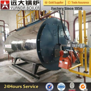 Industrial Gas Oil Fired Steam Boilers in Food Factory pictures & photos