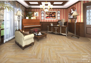 Good Quality Wood Look Non Slip Ceramic Floor Tile pictures & photos