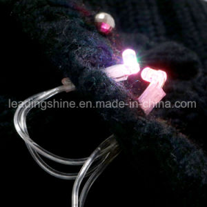 Hat Cloth Using 20 LED Multi Color Christmas Lights String Christmas Patio Party Decorations Lights 3mm pictures & photos