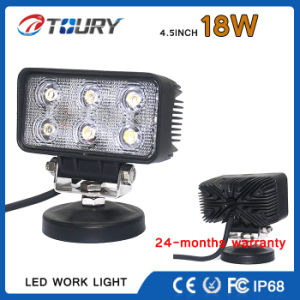 LED Auto Lamp CREE 18W LED Work Light for Car pictures & photos