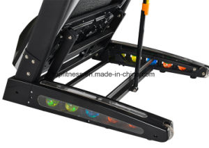 Homeuse Luxury Foldable 3.0HP Treadmill pictures & photos