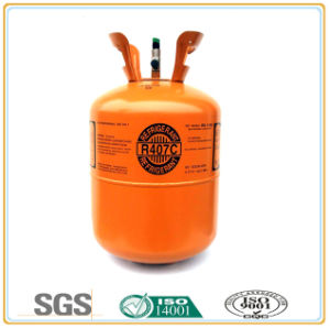 Mixed Refrigerant Gas R407 Refrigerant for Sale pictures & photos