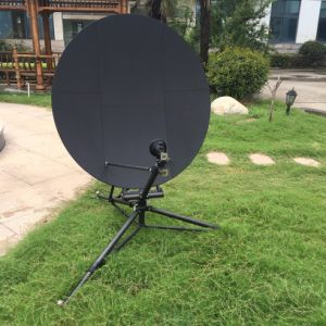 0.9m Carbon Fiber Flyaway Satellite Antenna pictures & photos