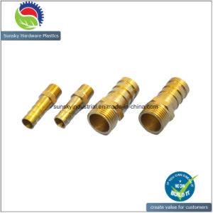 Brass Precision Machining Part for Carburetor (AH2561) pictures & photos