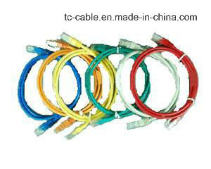 RoHS Certification FTP CAT6 Patchcord (3m customized) pictures & photos