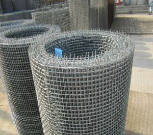Stainless Steel Crimped Wire Mesh/Waterproof Mesh Screen pictures & photos