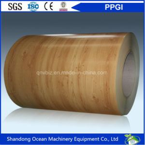 Prepainted Galvanized Steel Coils / PPGI Coils / Color Coated Galvanized Steel Coils for Roofing Sheet pictures & photos