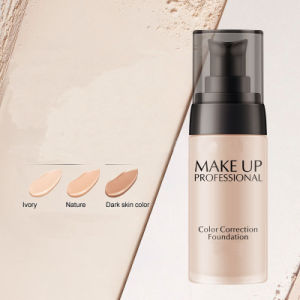 Srn Natural Color Correction Foundation Face Whitening Sunscreen Concealer Makeup pictures & photos