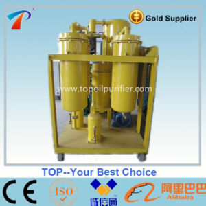 Used Vacuum Turbine Oil Lubricating Oil Filtration System (TY) pictures & photos