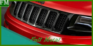 Honeycomb Matte Mesh Front Grille for Jeep Grand Cherokee pictures & photos