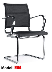 Office Metal Hotel Mesh Swivel Executive Chair (A55) pictures & photos