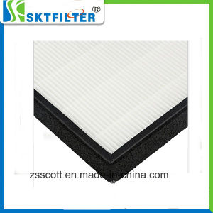 Dust H14 HEPA Filter Sheet pictures & photos