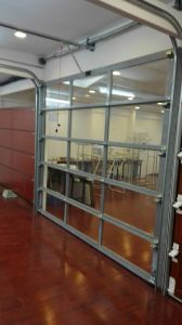 Automatic Industril Overhead Sliding Gate Door pictures & photos