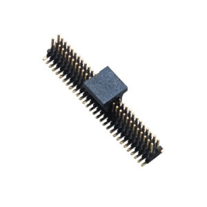 1.0 Mm Single Row 180 ° SMT Pin Header