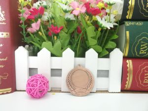 Polishing OEM China Custom 3D Carve Insert Blank Medal pictures & photos