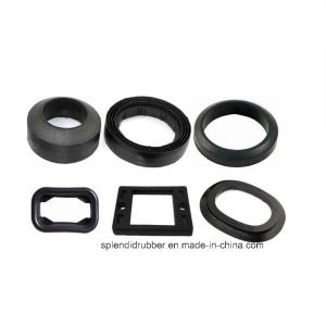 Heat Resistant Silicone Rubber Gasket pictures & photos