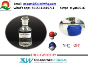 Ammonium Hydroxide/Liquid Ammonia Water 25% pictures & photos