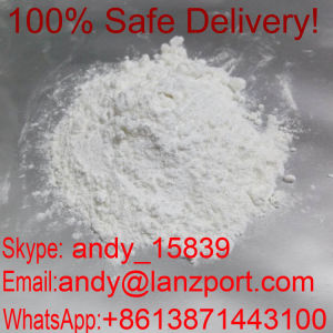 Safely Pass Customs Purity 99.6% Raw Hormone Steroids Powder Anavar pictures & photos