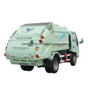 Small Garbage Truck Isuzu Chassis pictures & photos