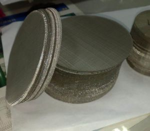 Reverse Dutch Stainless Steel Wire Mesh pictures & photos