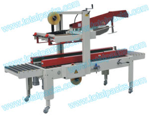 Automatic Carton Folding, Sealing and Packing Machine (CS-100A) pictures & photos