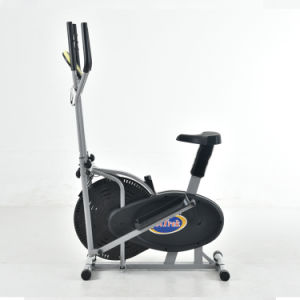 2in1 Exercise Machine Elliptical Trainer Stationary Bike pictures & photos