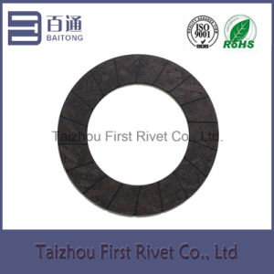 Model Fst207 Medium-Alkali (alkali-free) Glass Fiber Clutch Facing pictures & photos
