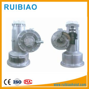 Reducer Spare Parts of Construction Hoist Gearbox Worm Gear pictures & photos